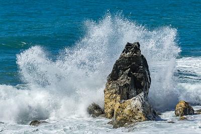 Raue See beim «Ohau Point»