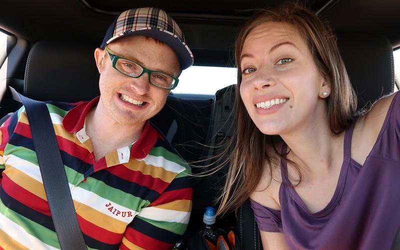 #NevadaStories Road Trip - Sam and Audrey