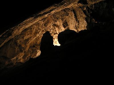 Rockslide Cave