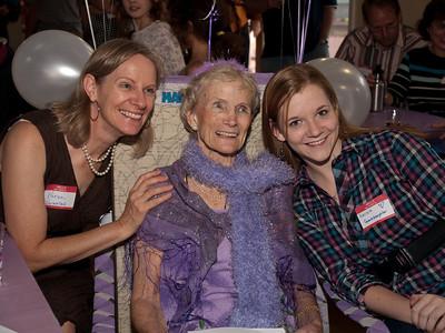 Jean's 80th birthday celebration, Oct. 24, 2009