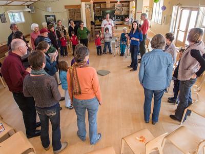 The Bird Sings workshop with Lisa Goettel, Feb. 23, 2013