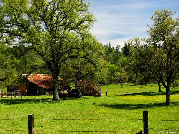 Around Grass valley