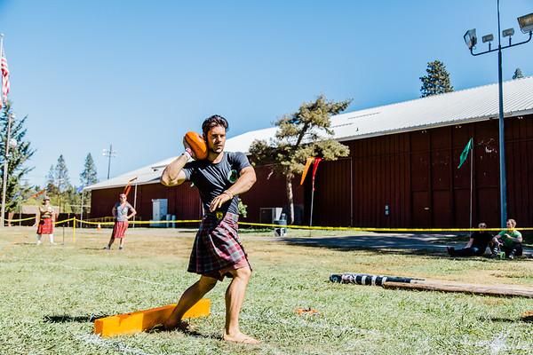 Highland Games | Lenkaland Photography