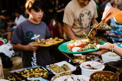 Sierra Harvest Volunteer Celebration | Lenkaland Photography