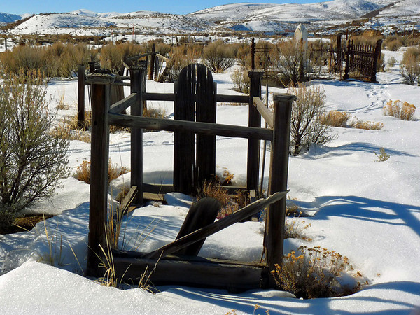Nevada Ghost Towns & Mining