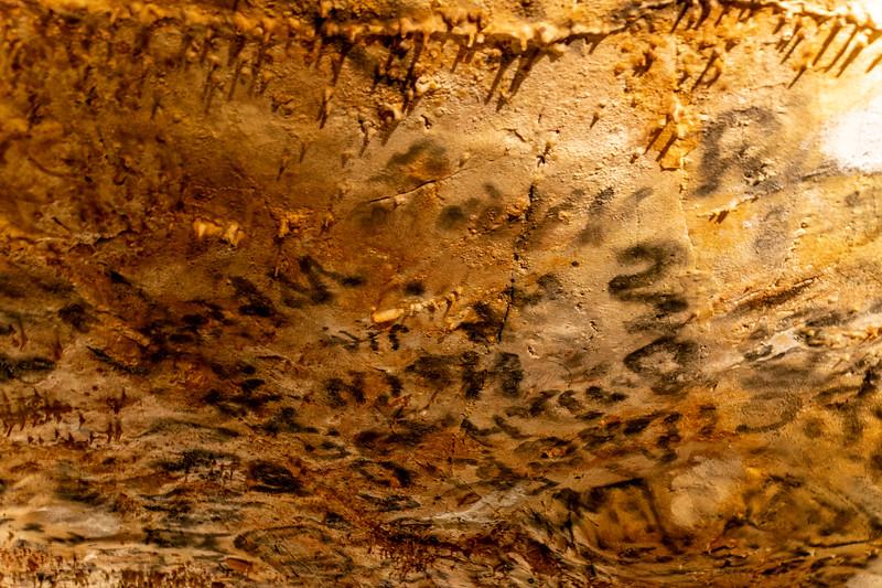 "Cave ""Decorations"" at Lehman Cave"