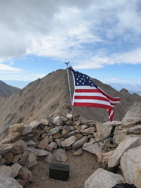 Boundary Peak (Highpoint of Nevada) 9.17.07