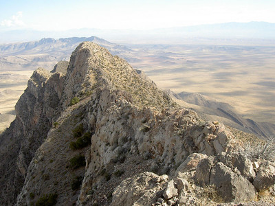 Moapa Peak, Nevada