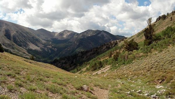 North Schell Mountain 08.29.13