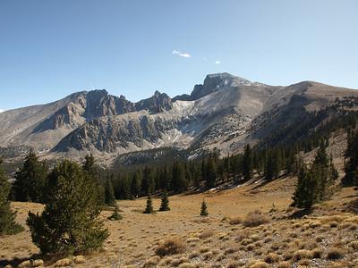 Wheeler Peak, Nevada 10.11.09