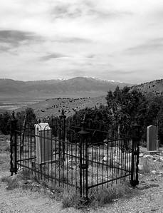 Osceola, South Snake Range, NV, cemetery
