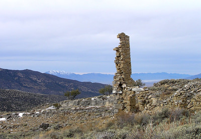 Treasure Hill, White Pine Range, Nevada