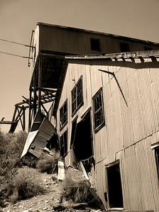 Belmont Mill, White Pine Range, NV