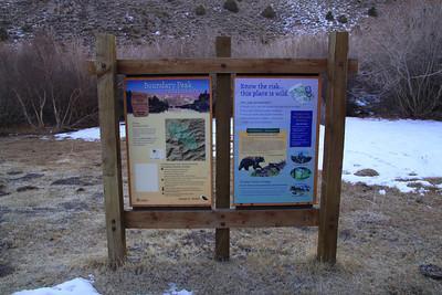 Boundary Peak Trailhead.