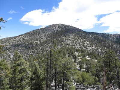 Hayford Peak - May 22, 2016