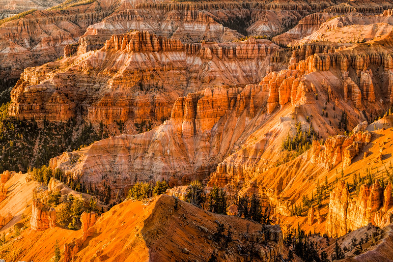 Ampitheater, Cedar Breaks, National Monument, Utah