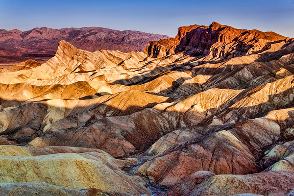 Zabriski Point, Death Valley N.P.