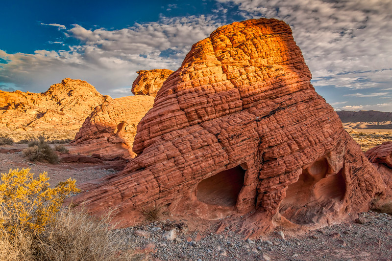 """Bee Hives"" Valley of Fire State Park, Nevada"