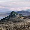 Green Mountain from Rainbow Mountain ridge