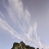 Green Mountain Clouds