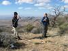 Saddle on the ridge