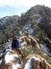 Resting on the ridge