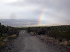 Next day we head to Gold Butte National Monument, here on north side of Virgin Mts. in afternoon squall.