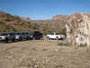 Our last Gold Butte hike--again on north side of Virgins--up White Rock Road. Park at white rock,