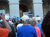 My 13-day February trip mostly to southern Nevada started with a rally in Sacramento against new offshore drilling