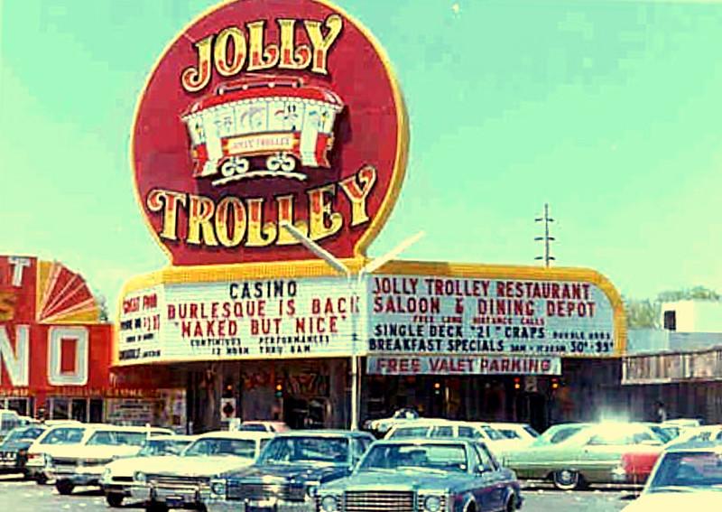 The Jolly Trolley Casino 1979