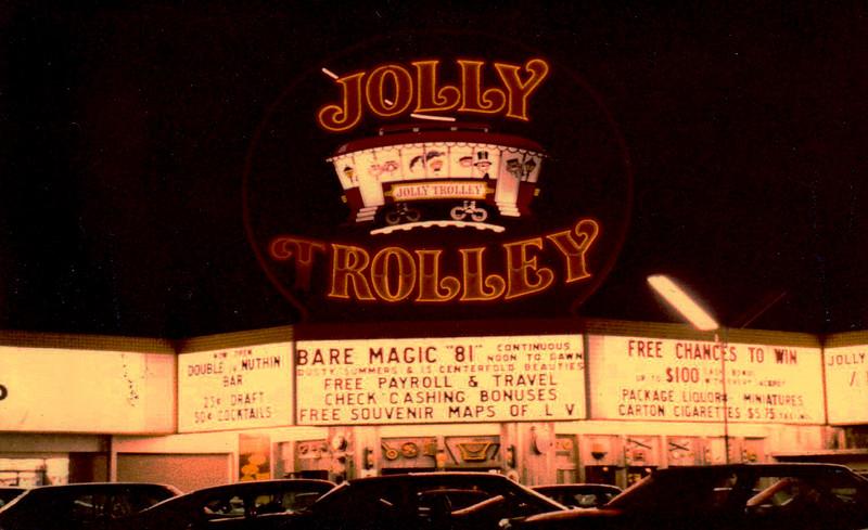 The Jolly Trolley Casino