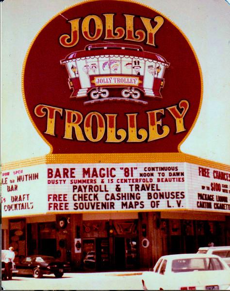 The Trolley's Bare Magic 81