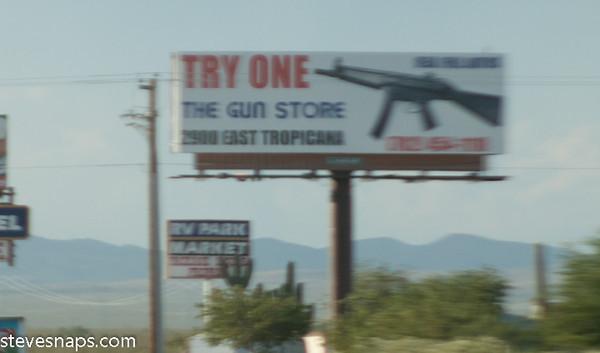 Gun Store in Vegas