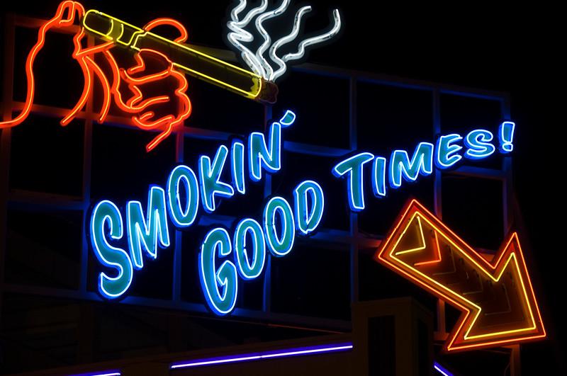 smokin' good...