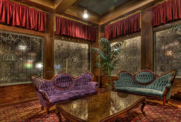 Mizpah Hotel, Tonopah