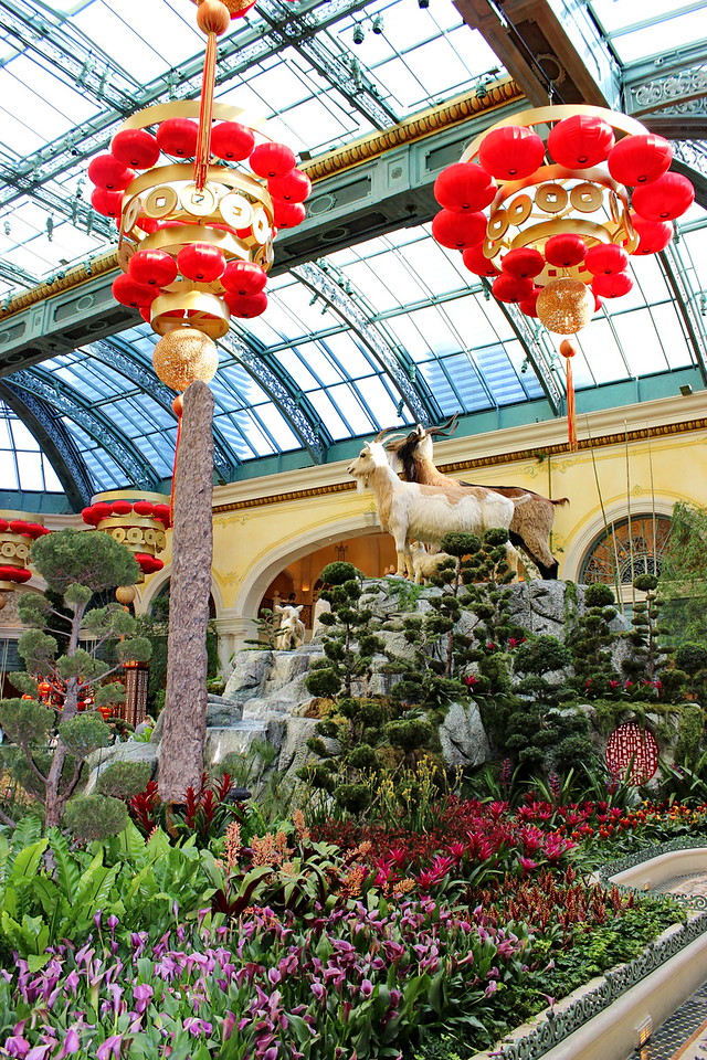 Bellagio Flower Show