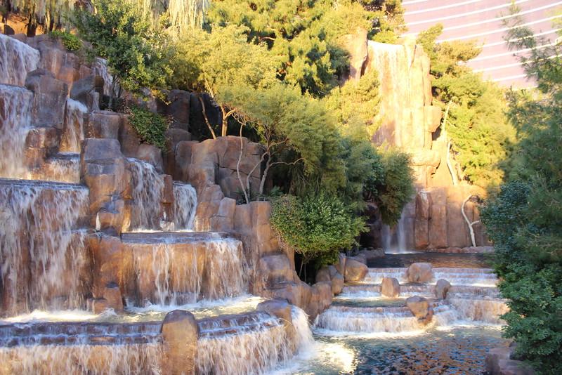 Wynn Hotel Fountain