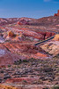 Mouse Tank Road & Rainbow Vista, Valley of Fire State Park
