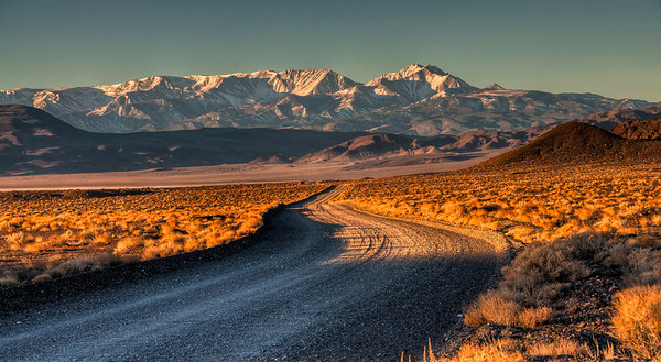 desert-road-mountains-hdr