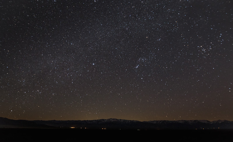 Fish Lake Valley Nightscape