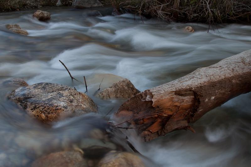 Mountain Stream Texture
