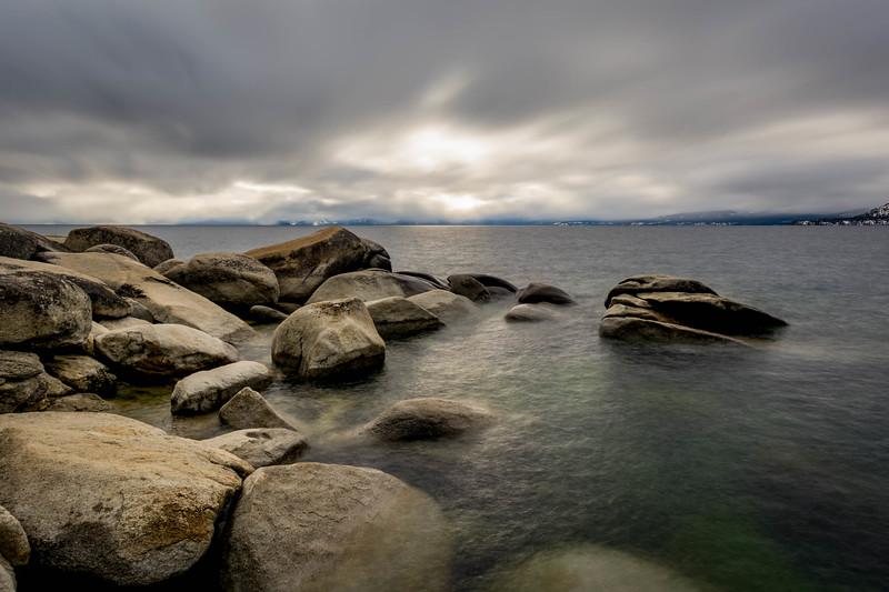Rocky Shores - Memorial Point, Lake Tahoe, NV