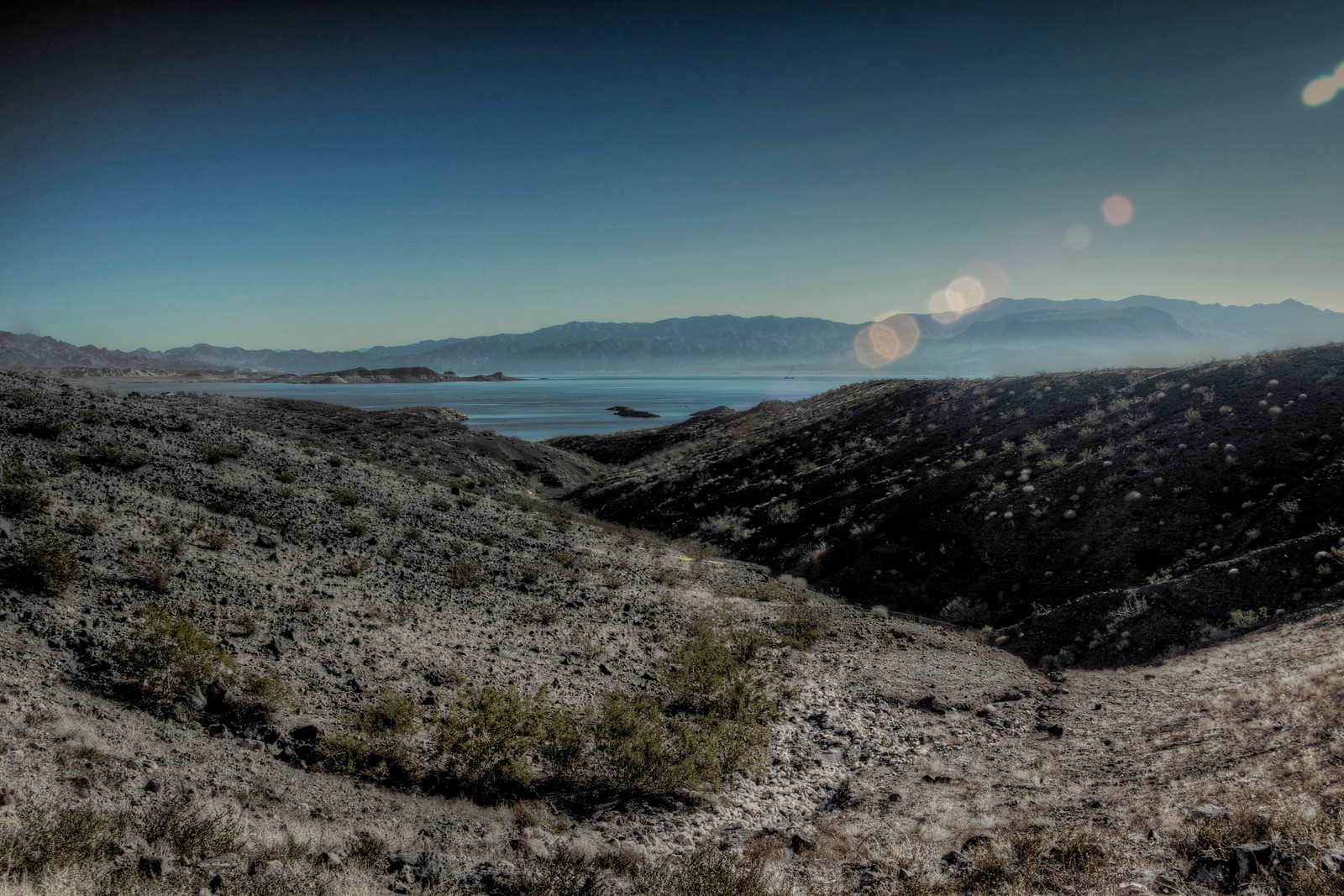 Early Morning Lake Mead