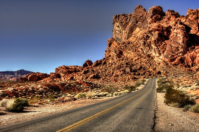 Valley of Fire Highway
