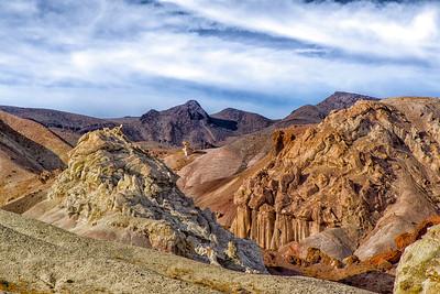 The Monte Cristo Range