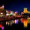 Vegas Strip Lights