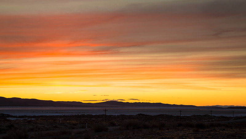 Fallon Sunset