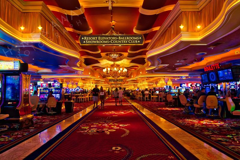 The Wynn Hotel & Casino