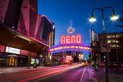 Reno Nevada~Biggest Little City