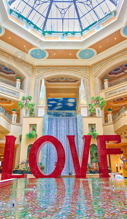 Love in the Venetian